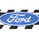 Bandera Ford Cuadros 150 Cm. X 75 Cm.