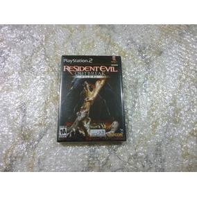 Resident Evil Outbreak File 2 Original Playstation Ps2 Nuevo