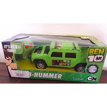 Carro Ben 10 B-hummer Controle Remoto 3 Funções - Candide