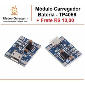 Módulo Carregador Bateria Tp4056 + Frete R$ 10,00