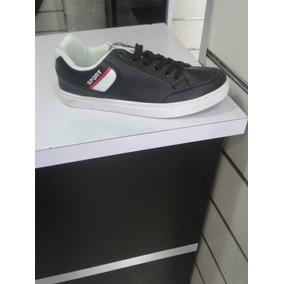 Zapatos Deortivos De Caballeros Cocidos Marca Zero