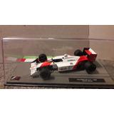 Mclaren Mp4/4 1988 1/43 Ayrton Senna F1 + Calcos Marlboro