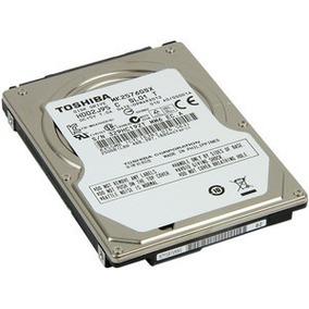 Disco Duro De Laptop Sata Marca: Toshiba De 250gb Usado