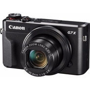 Câmera Canon Powershot G7x Mark Ii, 20.1mp, Wi-fi, Full Hd