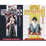 Death Note Completo Manga Editorial Larp