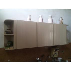 Gabinete De Cocina En Madera Ojo No Mdf Madera... Colo Beige