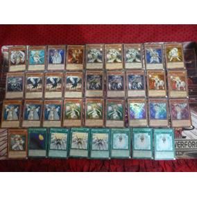 Yugioh-deck/lote Chaos Dragon L.s. 55 Cartas - Frete Grátis