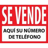 Banner Aviso Publicitario .50x.50 Poster Impresion Diseño