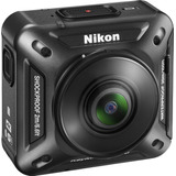Nikon Keymission 360 Degree Waterproof Action Camera Black