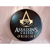 Assassins Creed Cartel 3d 45cm Diametro.