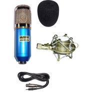 Microfono Studio Condenser   Professional  Hamcelectronic