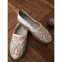 Zapatos Chatas Justa Osadia Rapsodia Jazmin Chebar