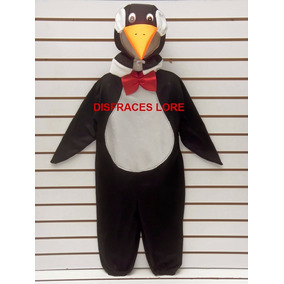 Disfraz De Pinguino Disfraces Trajes Vestuario Pinguinos