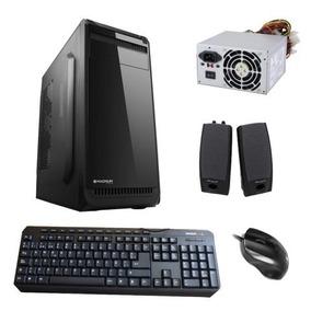 Gabinete Kit Magnumtech Mt-k835 Fuente+tecl+mouse+parlantes