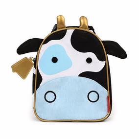 Lunchera Niño Bebes Infantil Vaca Skip Hop 212123 Termica