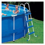 Escalera Para Piscinas Intex O Bestway Hasta 91cm Yanett