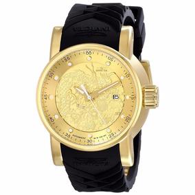 Relógio Invicta S1 Yakuza 15863 Preto Original Promoção 028