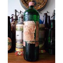 Botella Ginebra Bols Etiqueta Colorada (sin Abrir) Año 1972