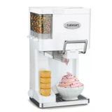 Máquina De Sorvete Italiano - Cuisinart ( Branca)