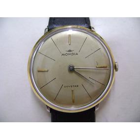 Reloj Mondia Skystar De Cuerda Extraplano