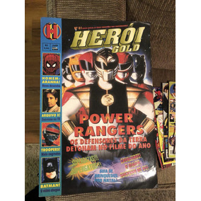 Revista Heroi Gold 61 . Frete Gratis