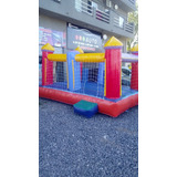 Castillo Inflable 4x3