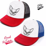Gorra Trucker Animales Geometricos Coleccion 2 Polar Family