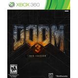 Doom 3 Bfg Edition Para Xbox 360 Nuevo Y Sellado Videojuego