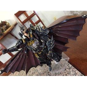 Action Figure Batman Play Arts Kai Steam Punk Dc Comics 27cm