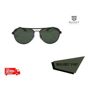 Oculos De Sol Bulget Bg3054 Estilo Aviador Frete Gratis - Óculos De ... d0ef0705ca