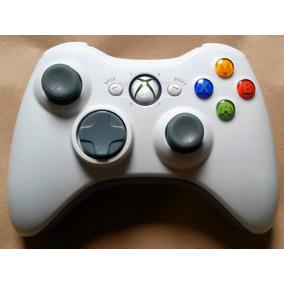 Controle Xbox 360 Sem Fio Branco Wireless ( Pronta Entrega )