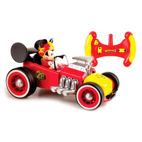 Juguete Mickey Mic302 Auto Rc