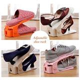 Kit 10 Organizador Calçado Sapato Ajustável Frete Grátis