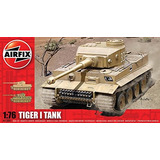 Airfix A Escala Tigre I Tanque Vehículos Militares Classic