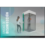 La Unidad De Desinfección Personal (udp) Modelo A