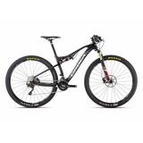Bicicleta Orbea Oiz 27 M50 16 T.s Negra