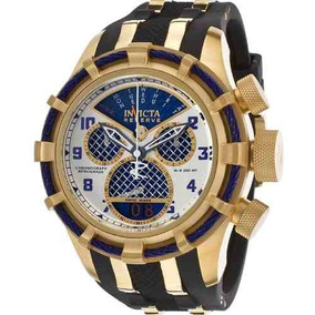 75bf2a2ca31 Relogio Invicta Bolt 12762 Banhado 18k Automatico Original - Relógio ...