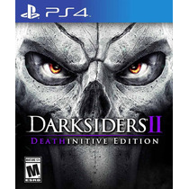 Darksiders 2 Deathinitive Edition Playstation 4, Ps4