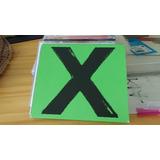 Cd Ed Sheeran X En Perfecto Estado
