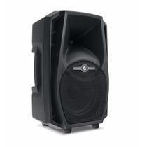 Caixa De Som Acústica Frahm Ps8 Bt 200w Ativa Usb Sd Card
