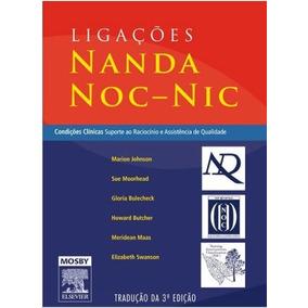 Livro Ligações Nanda Noc Nic 3ª Ed. E-book