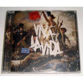 Coldplay Viva La Vida Cd Argentino