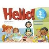 Livro Hello 3 Pre Book Ed Ática