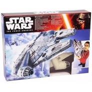 Halcón Milenario Star Wars Nave The Force Original Hasbro