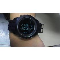 Relógio Potenzia Masculino Digital Alarm Cronometro Luz