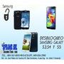 Samsung Galaxy S3,s4 Y S5 Te Lo Desbloqueamos Aquí.