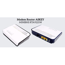 Modem Router Askey - Minibhs