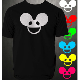 Playera Deadmau5 Dj Rott Wear