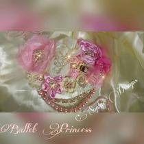 Cinto Maternidad Princesa Baby Shower Distintivo Maternity