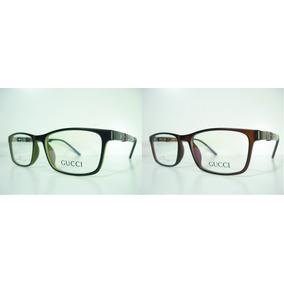 Armação Óculos Grau Gucci 8957 Unissex Promoção 2 Unid 05cd7996c4